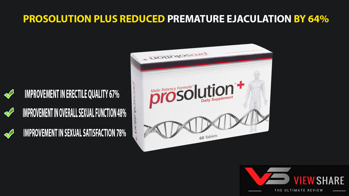 Prosolution Plus Review - Should You Buy This Male ...